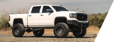 Lifted Truck Wheels