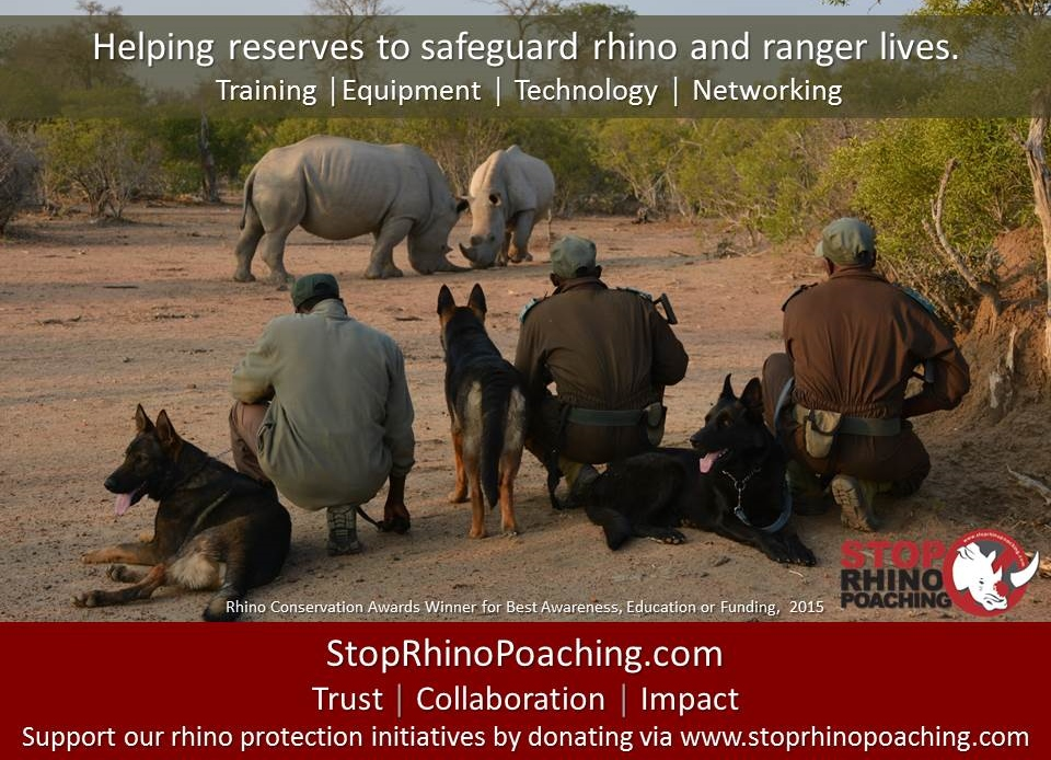Safeguard Rhino Ranger Lives
